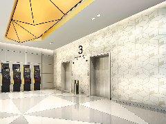 武汉观光电梯一般由几部
